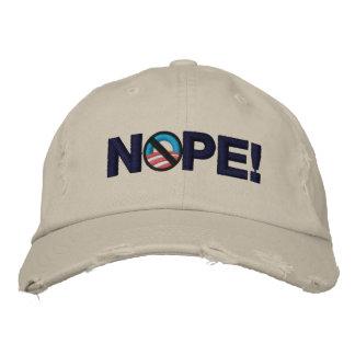 NOPE!  USA Caps #1 Cap