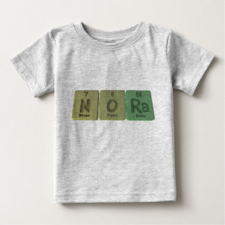Nora as Nitrogen Oxygen Radium Infant T-shirt