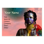 NORA CYBER WARRIOR BUSINESS CARD TEMPLATE