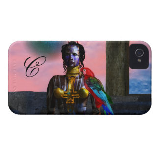 NORA CYBER WARRIOR MONOGRAM Case-Mate iPhone 4 CASES