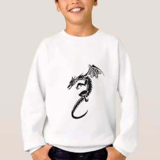 Norbert the Black Dragon Sweatshirt