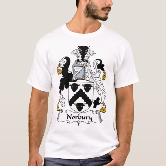 Norbury Family Crest T-Shirt