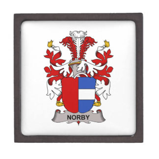 Norby Family Crest Gift Box
