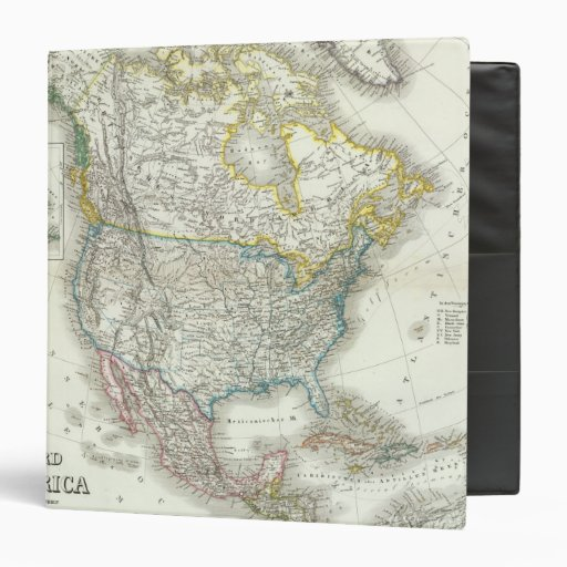 Nord América - Norteamérica