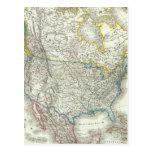 Nord América - Norteamérica Postal