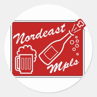 Nordeast Minneapolis Stickers