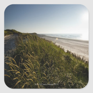Norderney, East Frisian Islands, Germany 2 Square Sticker