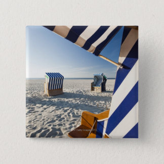 Norderney, East Frisian Islands, Germany Pinback Button