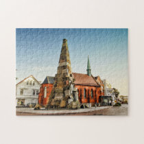 Norderney Germany. Jigsaw Puzzle