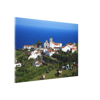Nordeste - Azores Stretched Canvas Prints