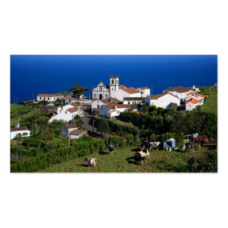 Nordeste - Azores Double-Sided Standard Business Cards (Pack Of 100)