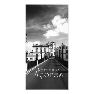 Nordeste - Azores islands Card