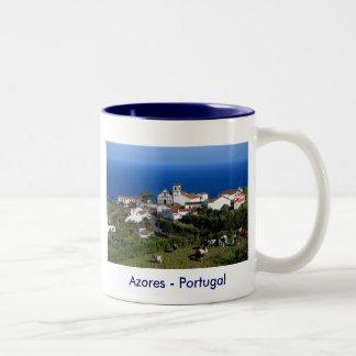Nordeste - Azores mug