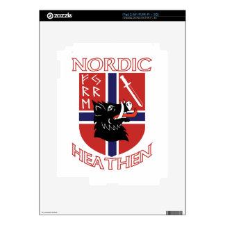 Nordic Heathen iPad 2 Skins