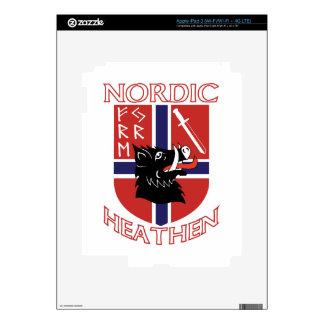 Nordic Heathen Skin For iPad 3