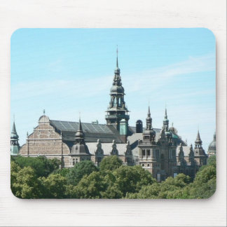 Nordic Museum Mouse Pad