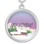 Nordic SUPERIOR del esquí Collares Personalizados