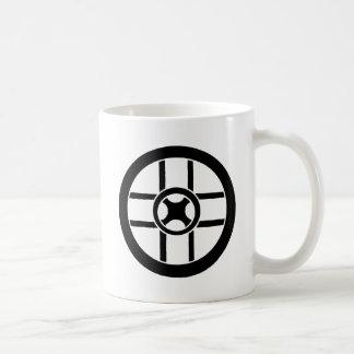 Nordic Symbol: Wheel Cross Coffee Mug