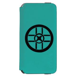 Nordic Symbol: Wheel Cross Incipio Watson™ iPhone 6 Wallet Case