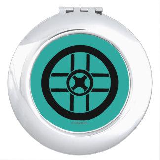 Nordic Symbol: Wheel Cross Vanity Mirror