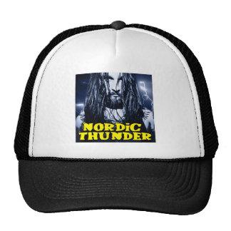 Nordic Thunder Trucker Hat