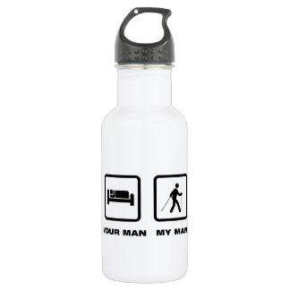 Nordic Walking Water Bottle