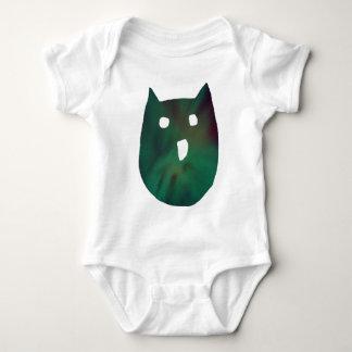 nordicmaunder 02 - nordlysfjols baby bodysuit