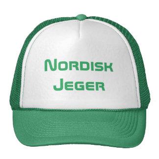Nordisk Jeger, Nordic Hunters in Norwegian Trucker Hat