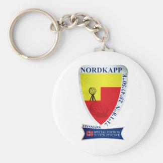 Nordkapp Keychain