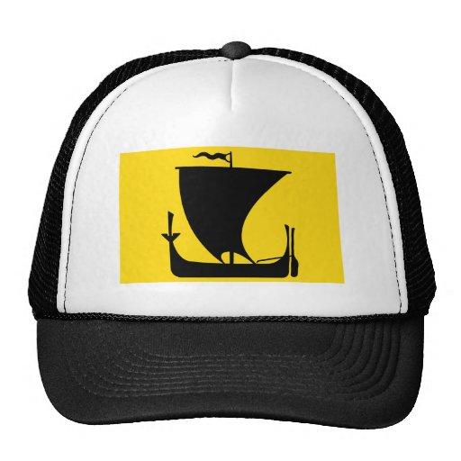 Nordland flag trucker hat