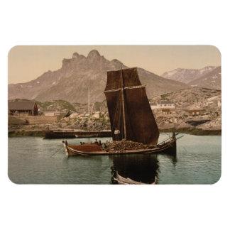 Nordlandsbaat, Nordland, Norway Magnet