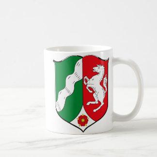 Nordrhein Westfalen Coat of Arms Mug