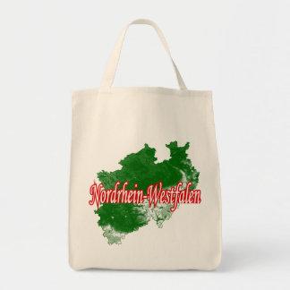 Nordrhein-Westfalen Tote Bag