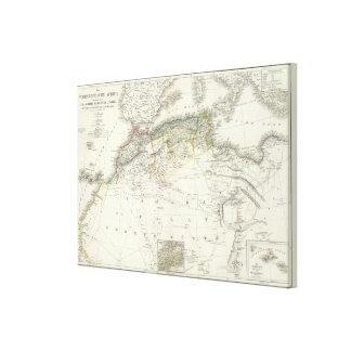Nordwest Africa - Northwest Africa Canvas Print