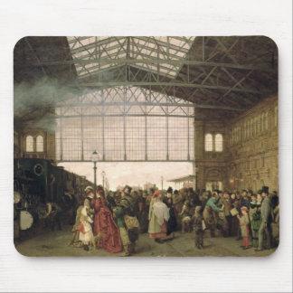 Nordwest Bahnhof, Viena, 1875 Alfombrilla De Ratones