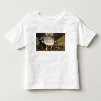 Nordwest Bahnhof, Vienna, 1875 Toddler T-shirt