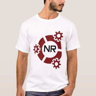 NoRest gears with crusty lettering T-Shirt