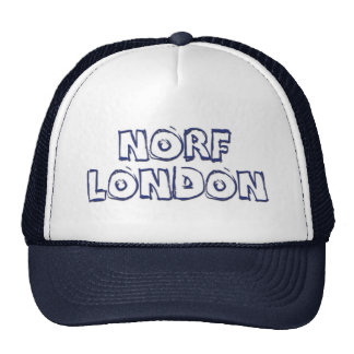 Norf London Hats