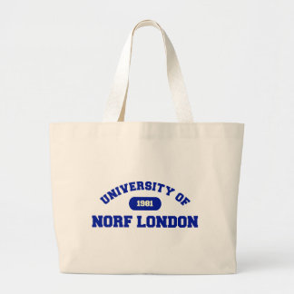 Norf London Large Tote Bag