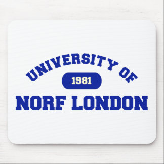Norf London Mouse Pad