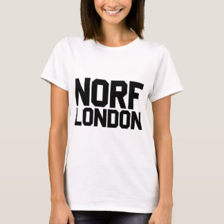 Norf London Slogan T-Shirt