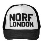 Norf London Slogan Trucker Hat