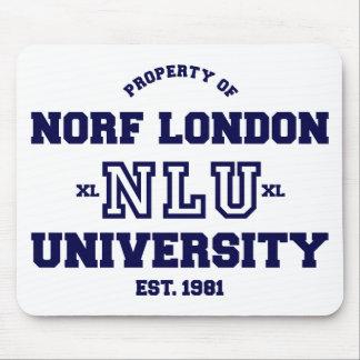 Norf London University Mouse Pad