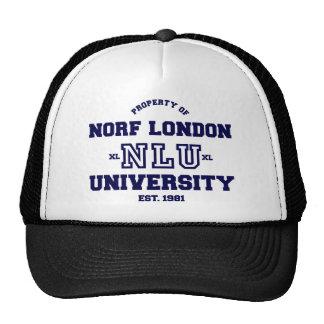 Norf London University Trucker Hat
