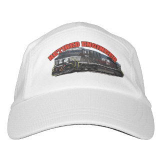 Norfoflk & Southern Retired Engineer Hat