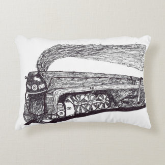 Norfolk and Western 611 Pillow