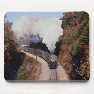 Norfolk and Western, No. 1218, near Old Fort, Nort Mouse Pad
