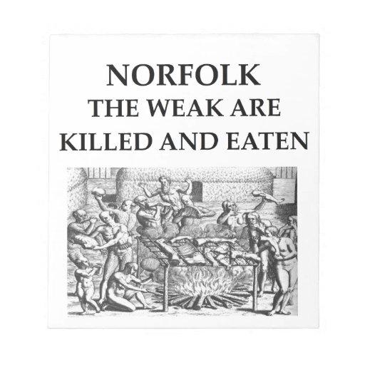Norfolk Blocs