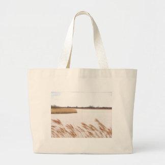 Norfolk Broads Large Tote Bag
