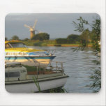 Norfolk Broads - Mousemat Mouse Pad